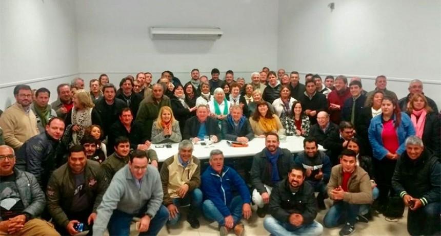 Galimberti será candidato a gobernador por Alternativa Radical