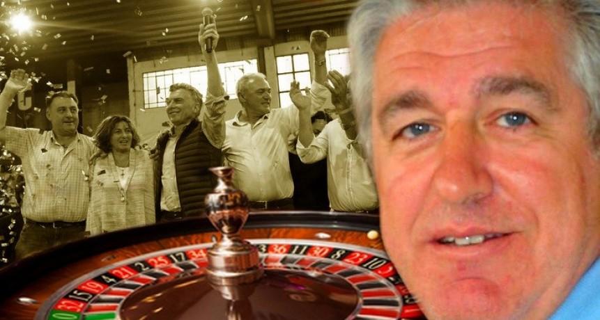 Dueño de varios casinos de la provincia financió ilegalmente la campaña de Benedetti