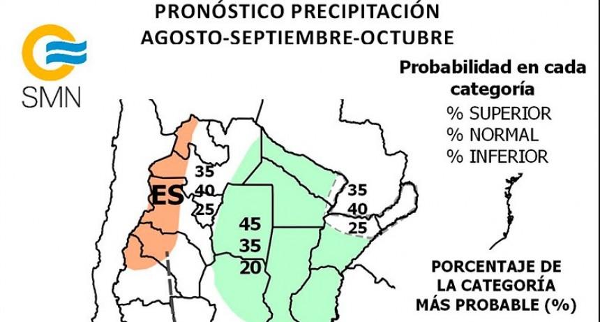 Vuelve el frío y prevén más lluvias que las normales para los próximos meses