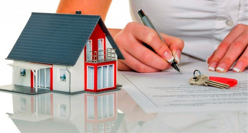 Cayeron los créditos hipotecarios debido a la devaluación