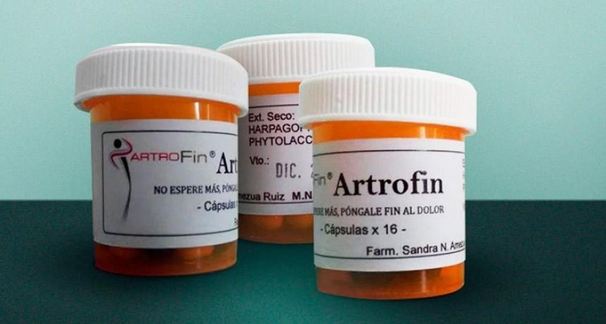 Prohíben cápsulas para tratar síntomas de la artritis