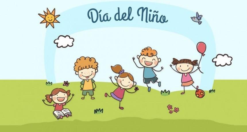 Este domingo habrá festejos por el día del niño en nuestra ciudad
