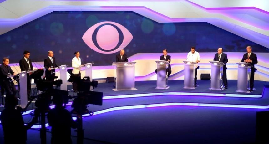 Elecciones 2018 Sin Lula, Brasil celebró el primer debate de candidatos presidenciales
