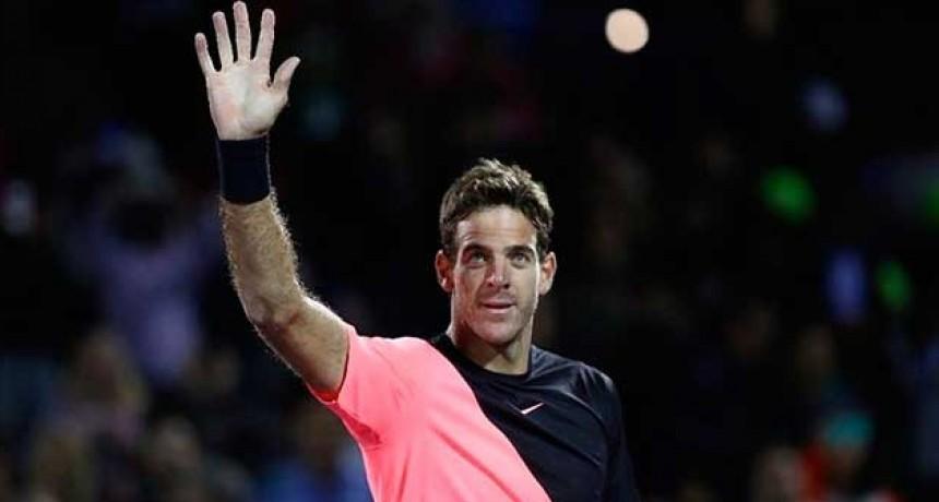 Juan Martín del Potro se sumó a los top tres argentinos en el tenis mundial