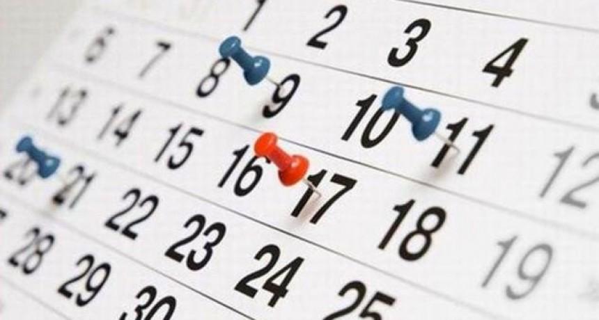 ¿Cuántos feriados quedan?
