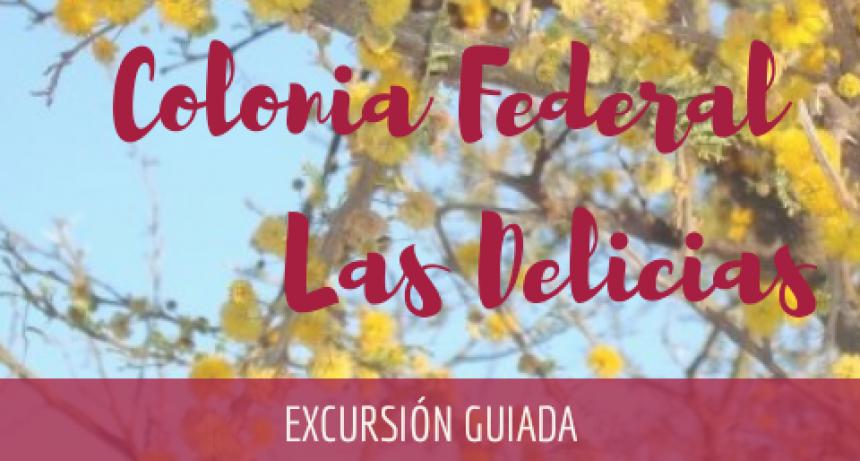"""EXCURSIÓN GUIADA """"DESCUBRÍ COLONIA FEDERAL Y LAS DELICIAS"""""""