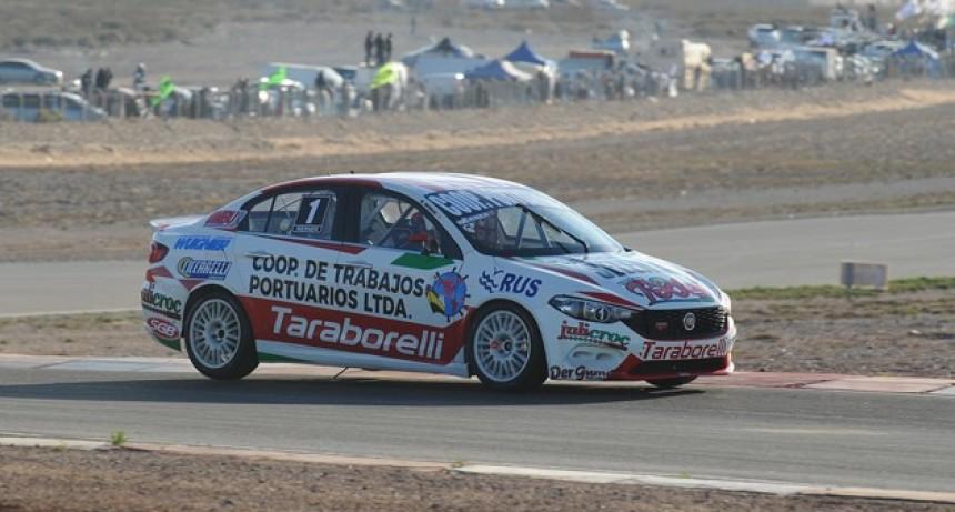 Werner hizo podio en La Pampa y se subió a la punta en el Turismo Nacional