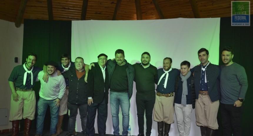 "EXITOSA PRIMERA VELADA DEL CICLO DE CHAMAMÉ ""REENCUENTROS"""