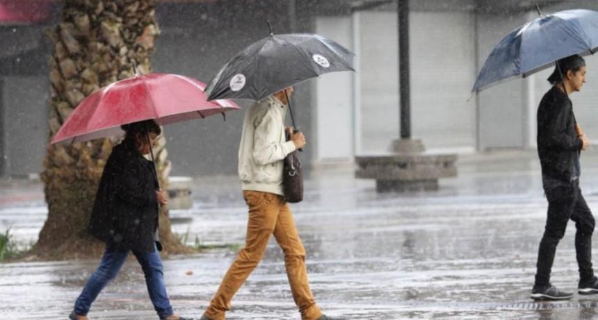 Llega Santa Rosa a Entre Ríos: anuncian tres días de lluvias y tormentas