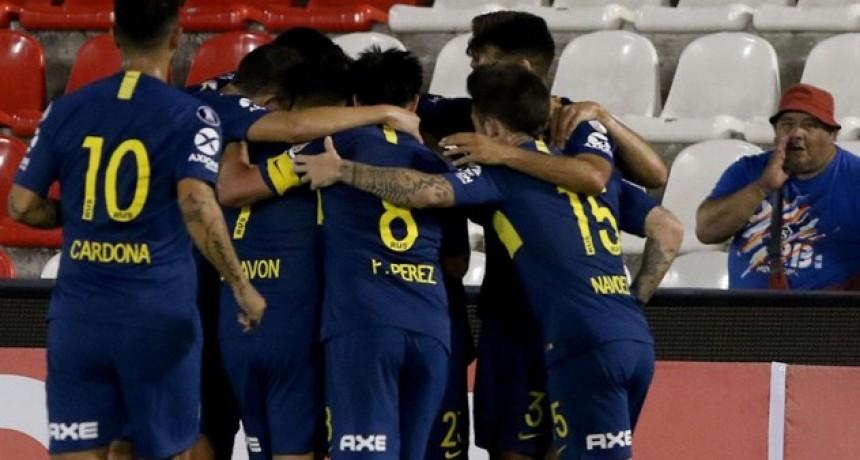 Boca venció a Libertad y se metió en Cuartos de Final de la Copa Libertadores