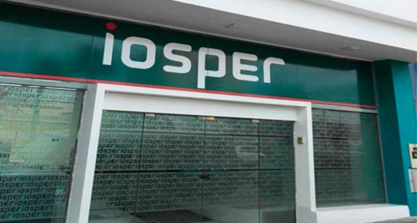 Tras un año sin modificaciones, Iosper actualiza el Fondo Voluntario