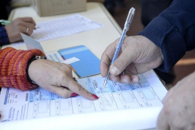 Comienza el pago a autoridades de mesa de las Elecciones Generales Provinciales 2019