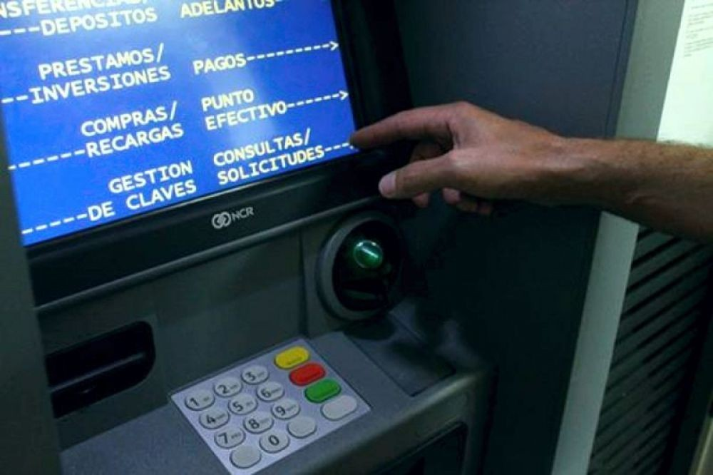 Recibos de jubilados se pueden obtener en cajeros automáticos del Banco de Entre Ríos