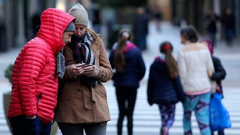 Un nuevo ingreso de aire frío provocará un notorio descenso de temperatura