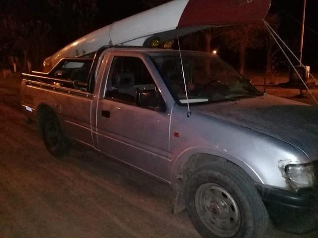 Localizan a cazadores furtivos de Concordia en el Puente de Paso Gallo