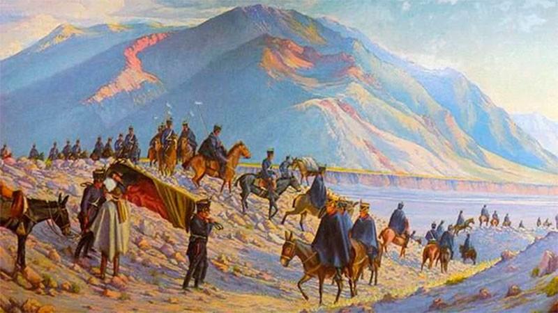 ¿Qué se conmemora hoy?: cómo fue el paso a la inmortalidad de San Martín