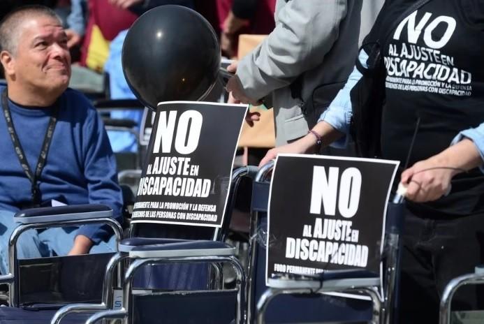 Discapacidad: un plan que la Nación dejó a la deriva