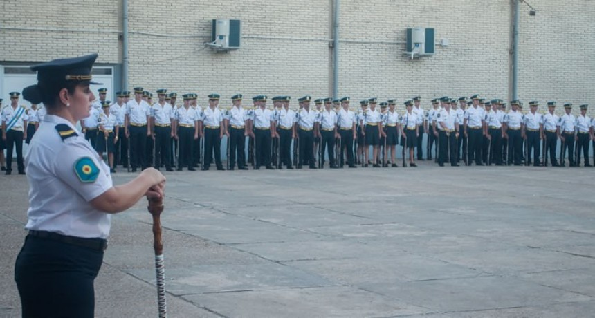 Inscripciones abiertas para la Escuela de Oficiales de Policía