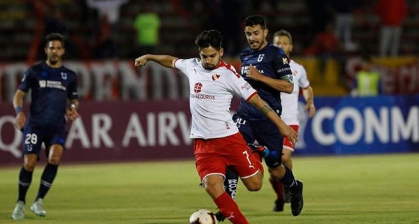 Copa Sudamericana: Independiente perdió en Ecuador pero le alcanzó para llegar a cuartos
