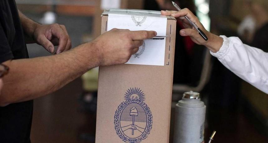 El viernes próximo vence el plazo para justificar la no emisión del voto en Entre Ríos