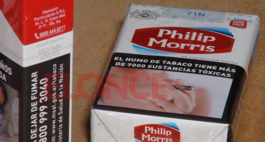 La tabacalera Massalin aumenta el precio de sus cigarrillos en un 7%