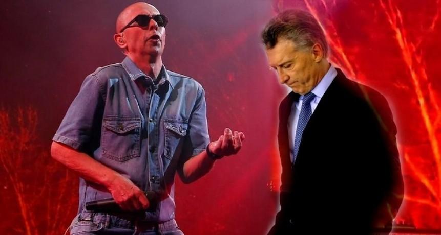 """El Indio destrozó a Macri: """"dejaron que Durán Barba disfrazara la mierda y están convencidos de que es un brownie"""""""