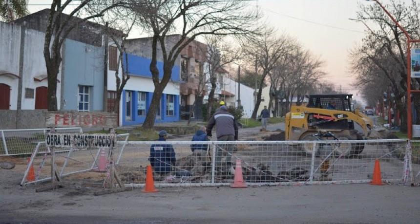 Obras , servicios y trabajos de mantenimiento en la Ciudad