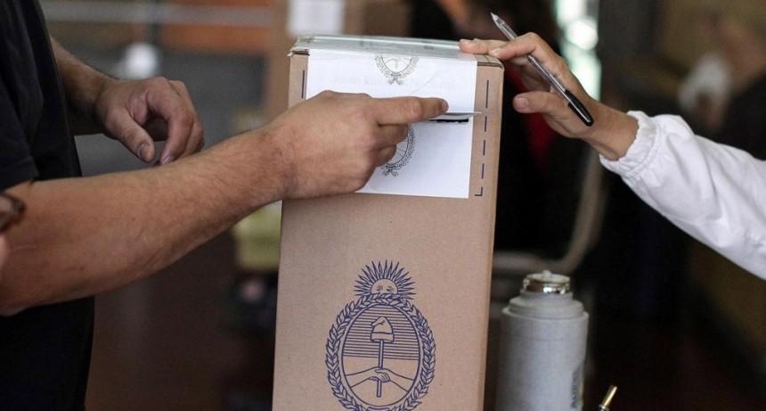 El viernes a las 8 arranca la veda electoral