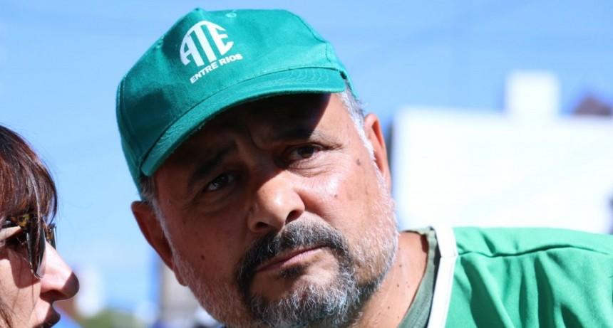 Oscar Muntes fue reelecto como secretario general de ATE Entre Ríos