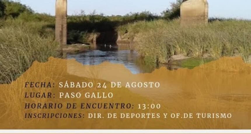 Segundo Encuentro del Rio Gualeguay Trekking