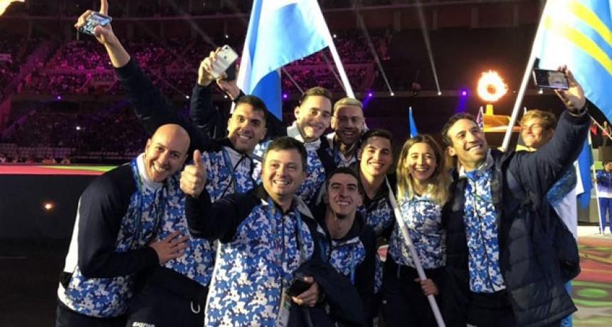Argentina finalizó los Panamericanos con 101 medallas, en el sexto puesto del medallero