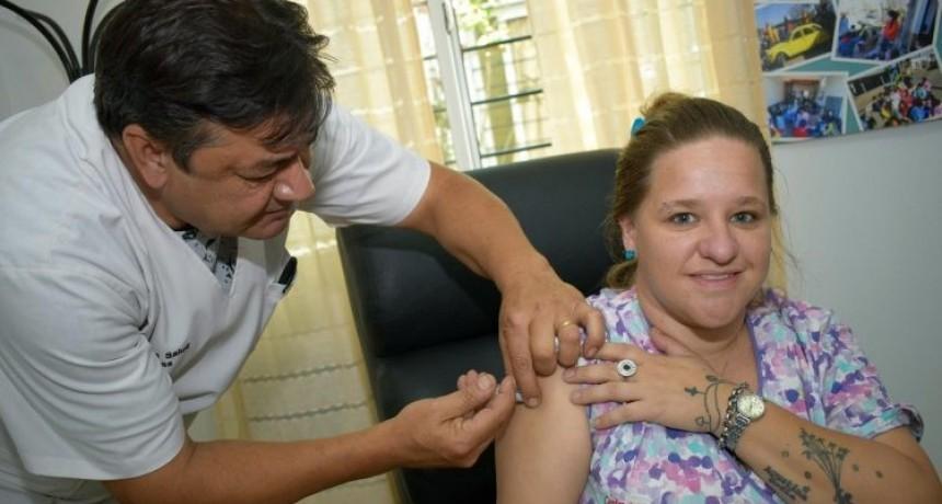 Vacunación antigripal en Entre Ríos: la cobertura llegó al 54%