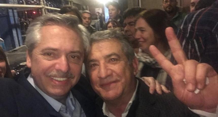 """Urribarri en el búnker del Frente de Todos: """"Este resultado nos posiciona con una gran ventaja para octubre"""""""