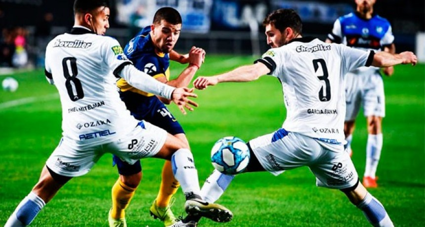 Con el batacazo de Almagro ante Boca, el ascenso pisa fuerte en la Copa Argentina