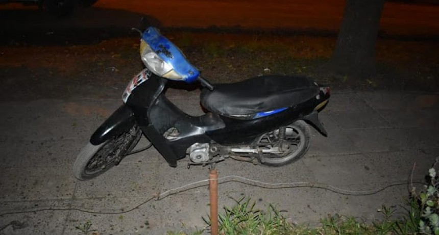 Robaron moto