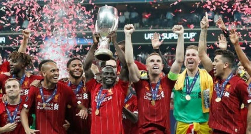 Liverpool, campeón de la Supercopa de Europa: derrotó por penales a Chelsea en un partidazo