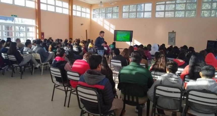 Semana de la enseñanza agropecuaria en Federal