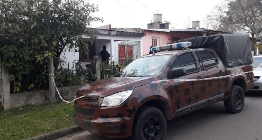 Personal policial de Federal participo de allanamientos por narcomenudeo en Federación
