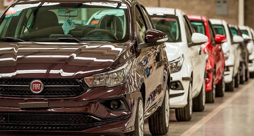 Las ventas de autos 0KM acumulan una caída de 47% en lo que va del 2019