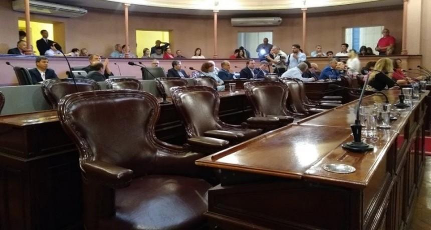 Reacción en la Legislatura por las declaraciones de Ildarraz en Federal