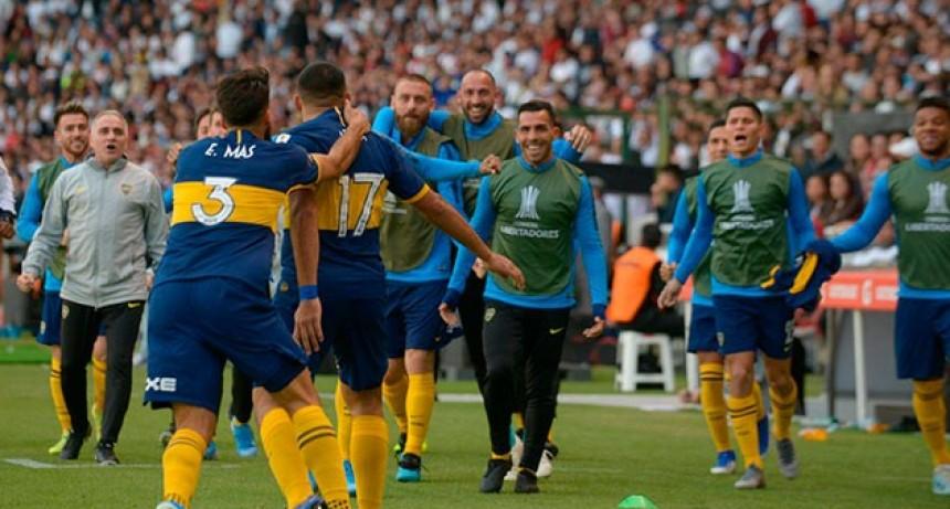 Boca-Liga de Quito: el equipo de Alfaro goleó en la altura y quedó a un paso de las semifinales de la Libertadores