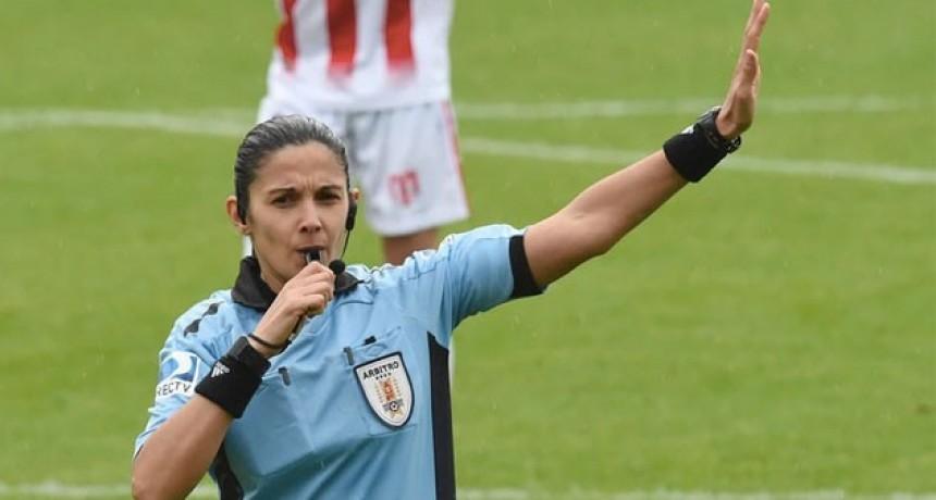 Una uruguaya será la primera árbitra de Sudamericana en dirigir un Mundial de fútbol Masculino