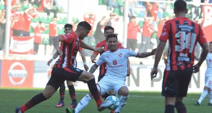 Patronato perdió 1 a 0 ante Independiente y quedó eliminado de la Copa Argentina