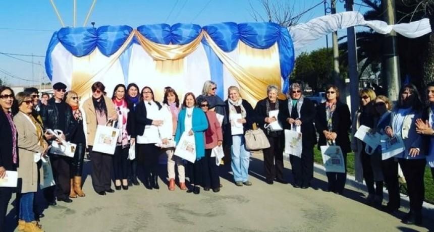 S. de Luna: Compartieron los festejos por el Centenario de la Escuela Nº 39