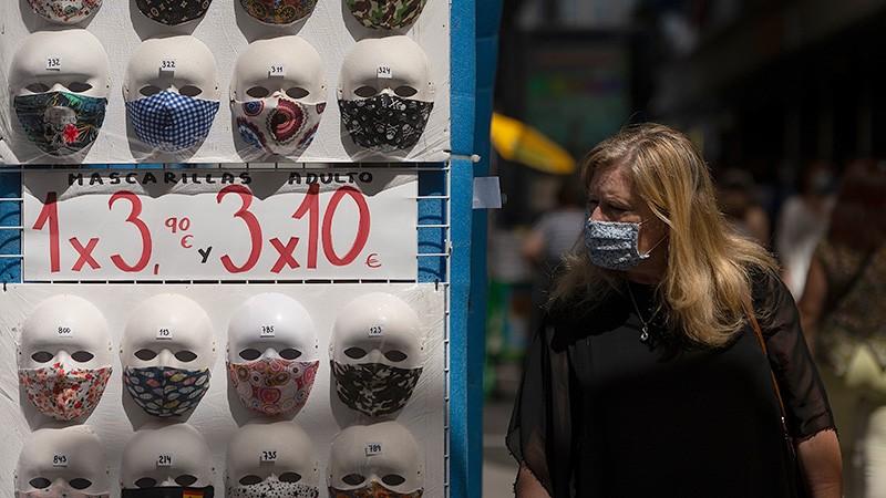 Nuevos récords de casos de Covid19 en Europa y Asia: El brote no cesa en América