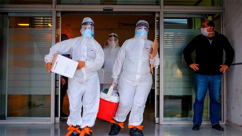 Coronavirus en Argentina: Confirmaron 52 muertes y 5376 nuevos contagios