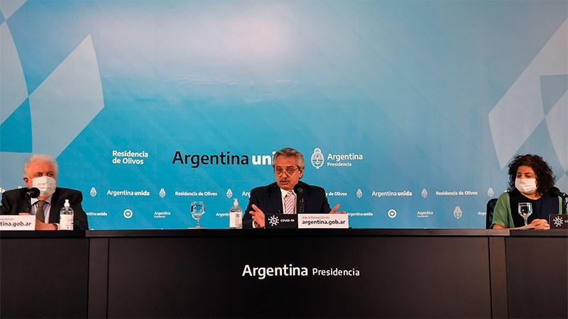 Vacuna producida en Argentina estará lista