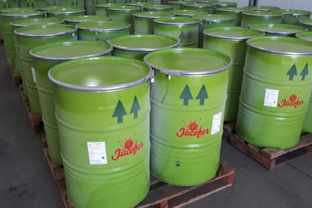 Fábrica entrerriana ingresó al mercado internacional, con exportaciones de aceite y jugo concentrado