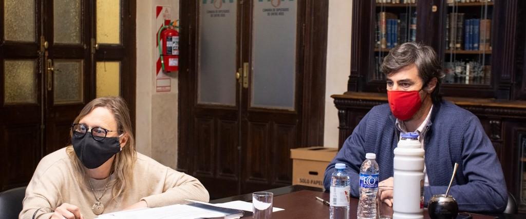 Desarrollo Social y diputados justicialistas trabajaron en la implementación del Programa Argentina Construye Solidaria