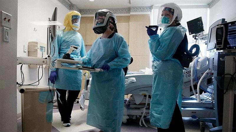 Coronavirus: el país superó los 10 mil casos diarios por segundo día consecutivo